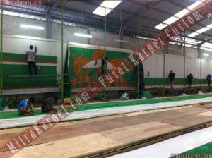 Proses Pembuatan Karpet Masjid Berkualitas